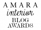 Amara Interior Blog Awards #IBA15 - The Design Library Shortlisted Top 5