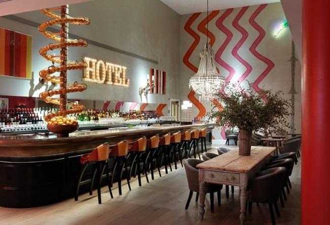 Ham Yard Hotel London - Amara Interior Blogging Awards | designlibrary.com.au