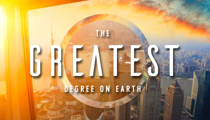 $80K The Greatest Degree on Earth | designlibrary.com.au