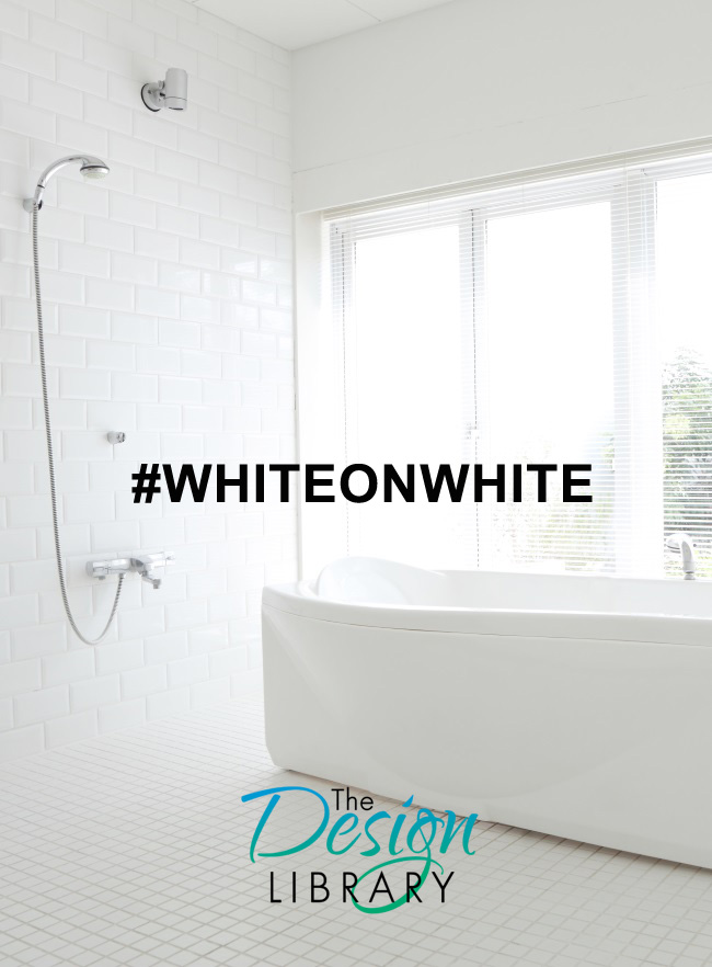 Bathroom Renovation Costs - #whiteonwhite - The Design Library