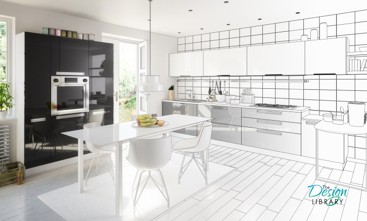 How to design a kitchen in 10 easy steps!