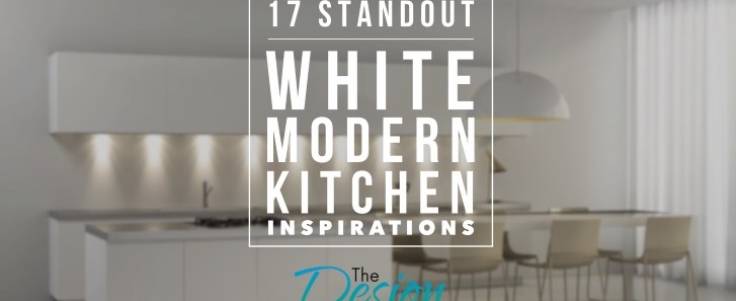 kitchen designs standout white modern kitchen inspirations