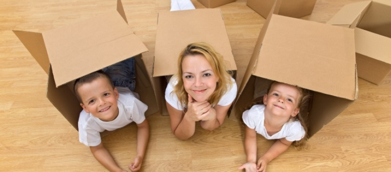 6 Unique Ideas for Leftover Moving Boxes That Are So Much Fun!
