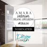 Amara Interior Blog Awards #IBA2016