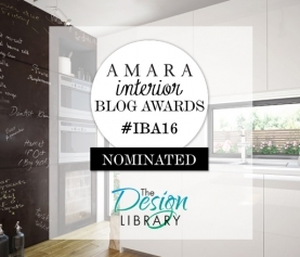 Amara Interior Blog Awards #IBA2016