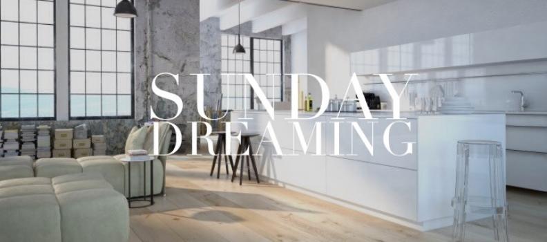 Sunday Dreaming: Interior Design