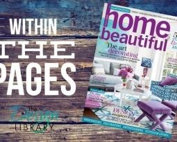Interior Design Magazines: Home Beautiful April 2015
