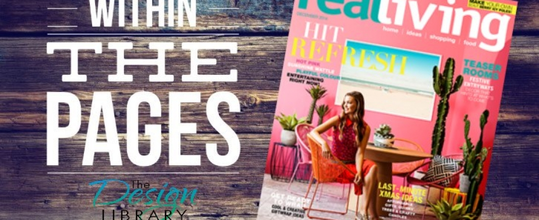 Within The Pages: Real Living December 2014