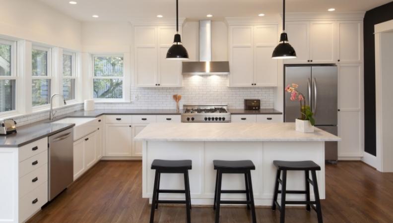 Kitchen renovation checklist designing your dream kitchen for Nice kitchen designs
