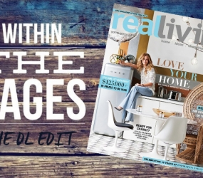 The DL Edit – Interior Design Magazines:  Real Living Magazine September 2015