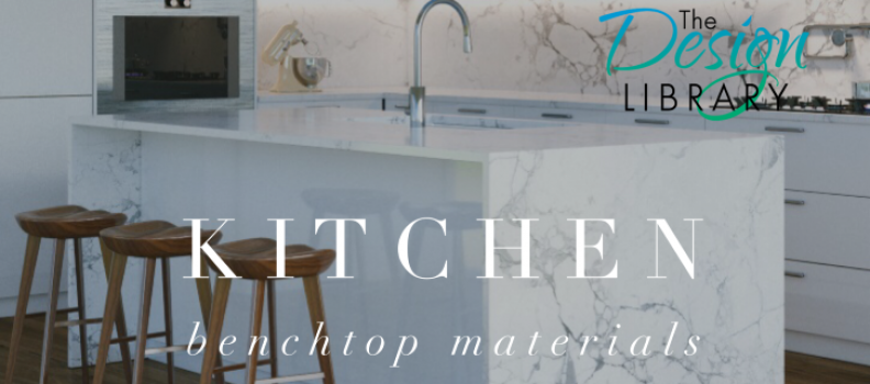 Kitchen Designs: Part 1 – Kitchen Benchtops – 7 Different Materials Options