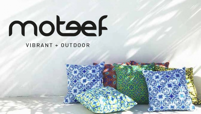 Outdoor Cushions Outdoor Living With A Twist Of The Exotic