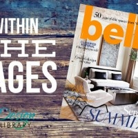 The DL Edit – Interior Design Magazines:  Belle December 2015 / January 2016