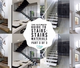 The Ultimate Guide To Stairs: Stairs Material Part 3 of 3